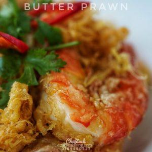 butter prawn